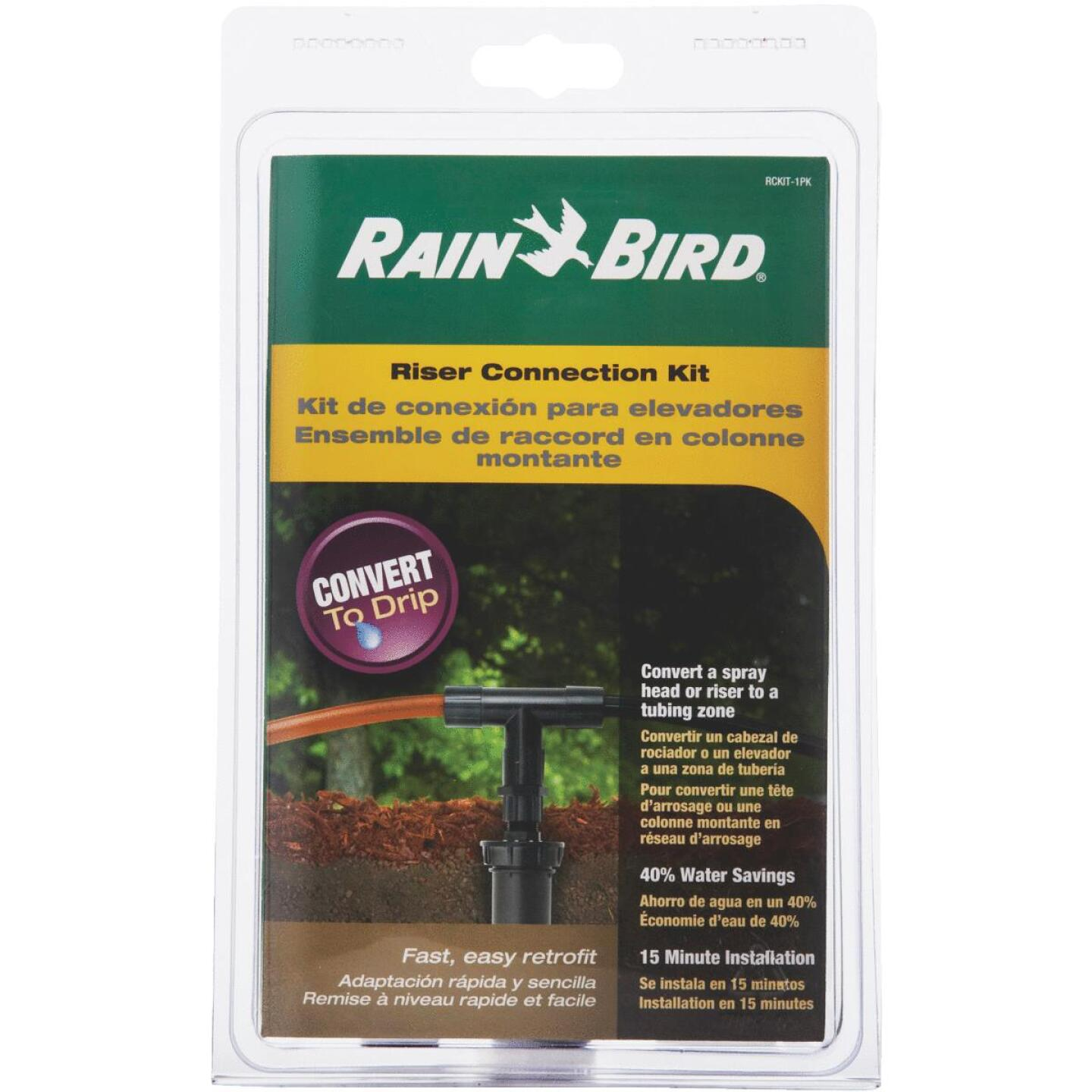 Rain Bird 1/2 In. Pop-Up-To Drip Kit Image 1