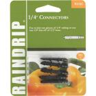 Raindrip 1/4 In. Tubing Barbed Connector Coupling (5-Pack) Image 1