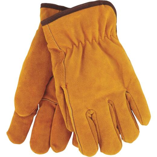 Do it Men's XL Lined Leather Winter Work Glove
