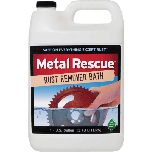 Metal Rescue 1 Gal. Rust Remover Bath