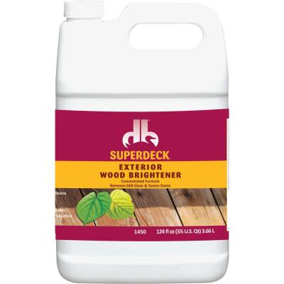 Duckback SUPERDECK 1 Gal. Wood Brightener