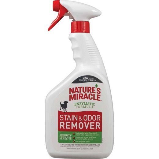 Nature's Miracle 32 Oz. Pet Stain & Odor Remover