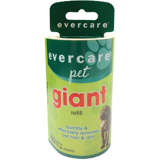 Evercare Pet 36.4 Ft. x 4.6 In. Giant Refill Roll Pet Hair Remover