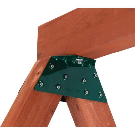 Swing N Slide EZ Frame Green Powder Coated Steel Angle Brace