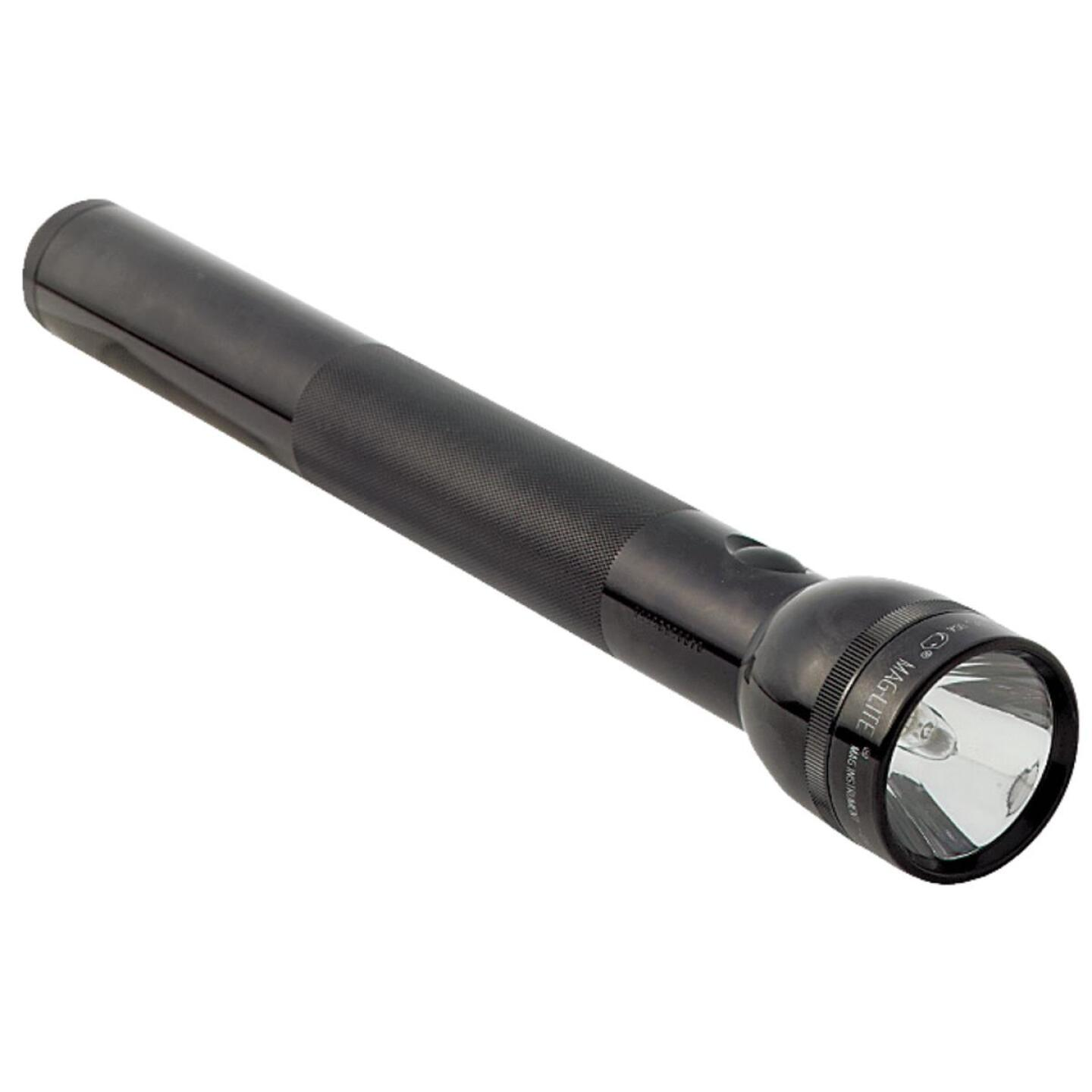 Maglite 98 Lm. Xenon 4D Flashlight, Black Image 4