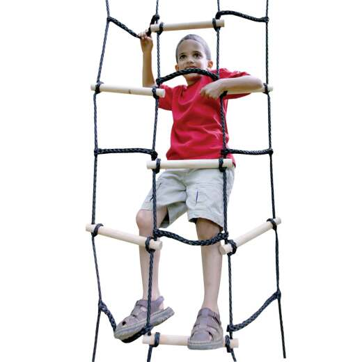 Swing N Slide 30 In. x 96 In. Nylon Cargo Climbing Net