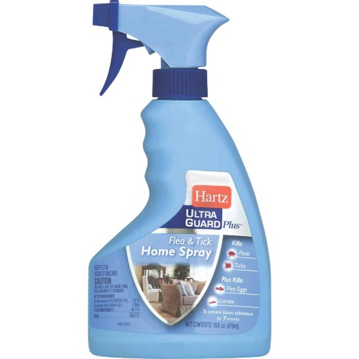 Hartz UltraGuard Plus 16 Oz. Trigger Spray Flea & Tick Control