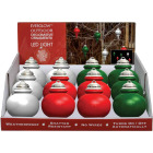 Xodus 9 In. Shatter Resistant LED Outdoor Finial Christmas Ornament Image 3