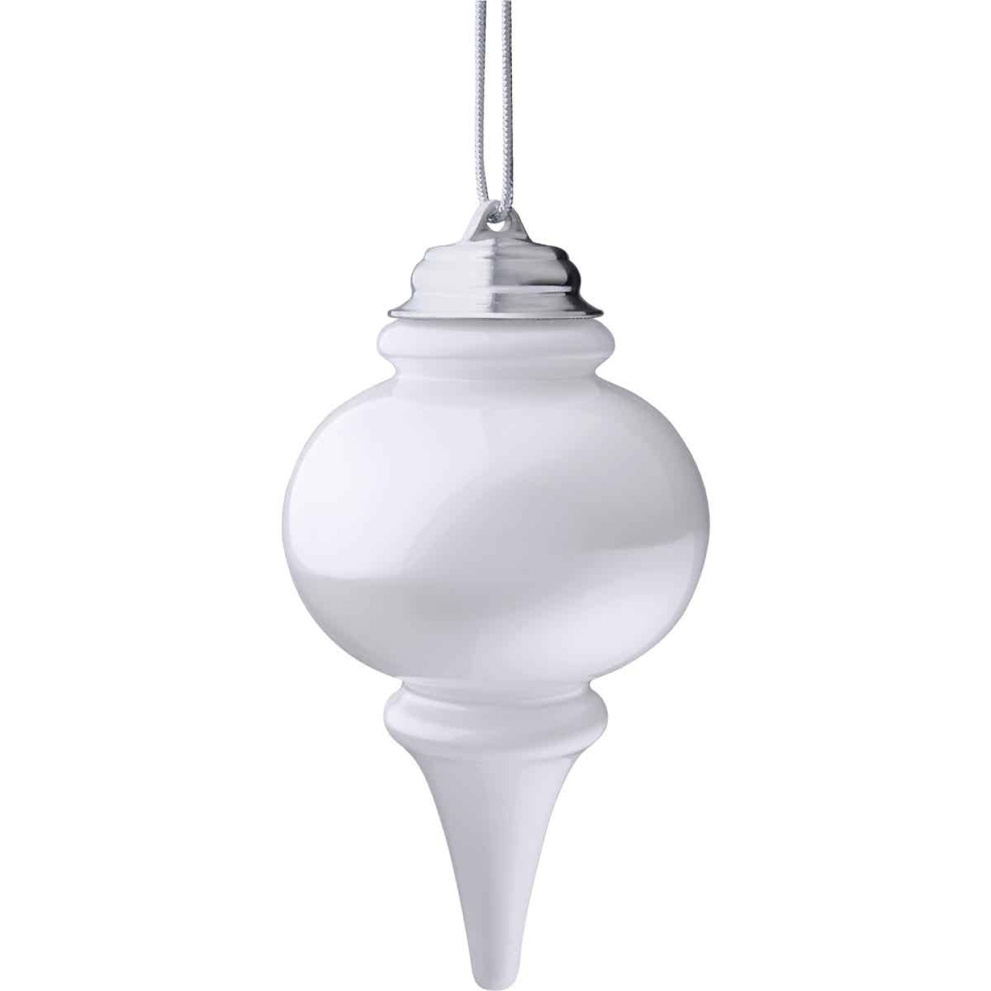 Xodus 9 In. Shatter Resistant LED Outdoor Finial Christmas Ornament Image 6