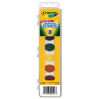 Crayola Washable Assorted Water Colors (8-Pack) Image 1